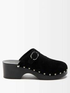 Delpozo - Colour Block Peplum Cotton Top - Womens - Pink Navy
