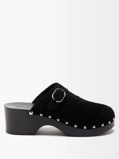 Raquel Diniz - Lily Floral Print Silk Georgette Gown - Womens - Green Multi