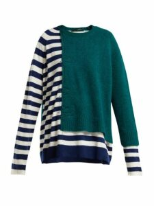 Haider Ackermann - Muscari Striped Sweater - Womens - Green