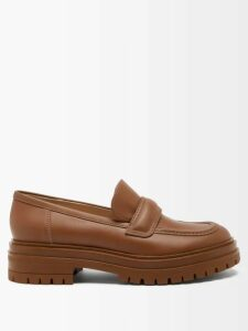 Vivienne Westwood - Checked Tweed Coat - Womens - Green