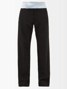 Diane Von Furstenberg - Polka Dot Silk Blouse - Womens - Cream Print