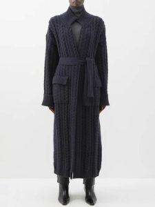 Diane Von Furstenberg - Tie Front Wrap Skirt - Womens - Beige