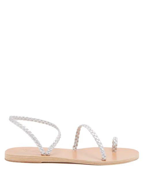 Preen By Thornton Bregazzi - Melena Camouflage Print Ruffle Skirt - Womens - Multi