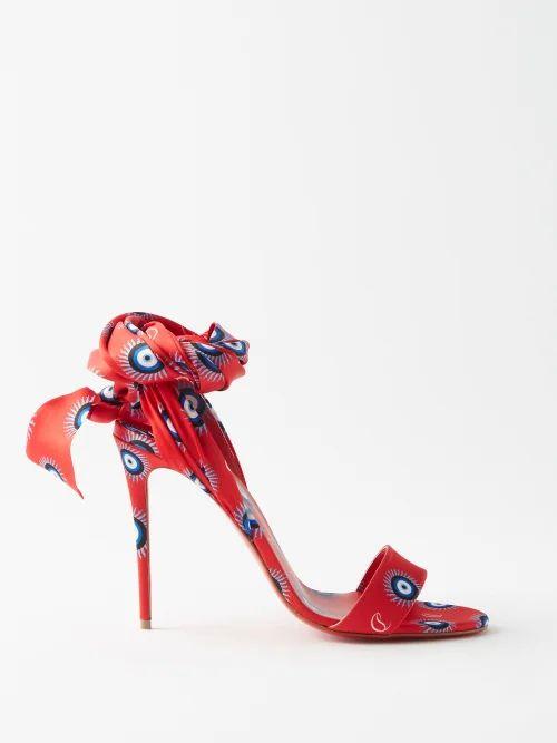 Goat - Gardenia Floral Print Silk Blend Dress - Womens - Black Multi