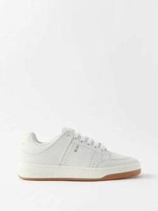 Erdem - Alexandra Tulip Dream Floral Print Cloqué Dress - Womens - Blue Multi