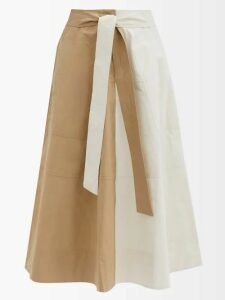 Allude - Ribbed Cashmere Sweater - Womens - Blue
