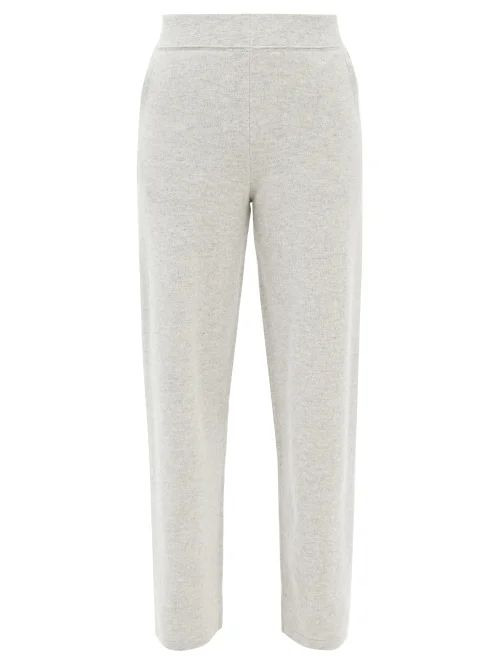 Nili Lotan - Farrow Camouflage Print Cotton Blend Trench Coat - Womens - Khaki