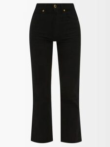 Sies Marjan - Holly Satin Midi Skirt - Womens - Green