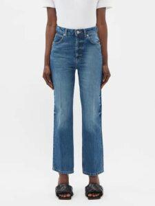 Altuzarra - Isabel Floral Print Dress - Womens - Green Print