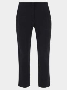 Katie Eary - Geo Print Silk Chiffon Maxi Dress - Womens - Red Multi