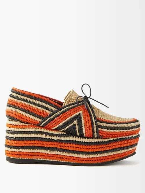 Gucci - Maison De L'amour Print Cotton T Shirt - Womens - Red