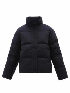 Erdem - Polly Flower Jacquard Dress - Womens - Black Print