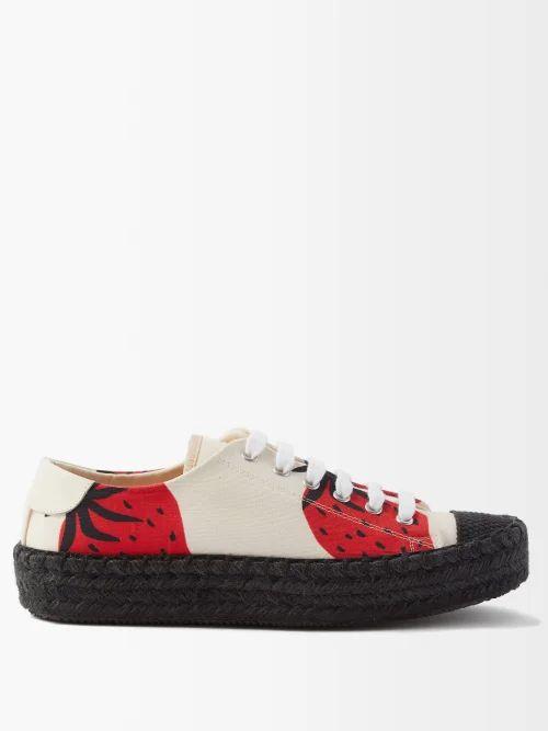 Christopher Kane - Gathered Stretch Velvet Mini Dress - Womens - Black