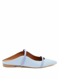 Halpern - Zebra Pattern Sequined Dress - Womens - Blue Multi