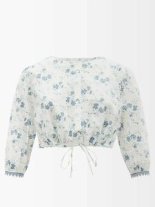 Stella Mccartney - Bryce Single Breasted Wool Blend Coat - Womens - Camel