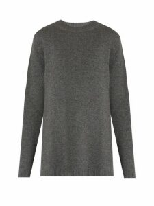 Raey - Loose Fit Cashmere Sweater - Womens - Grey