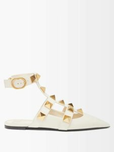 Rochas - Bow Shoulder Floral Jacquard Midi Dress - Womens - Pink Gold