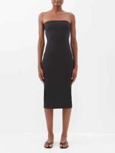 Dodo Bar Or - Vitti Floral-print Embellished Dress - Womens - Black Multi