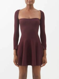 Bottega Veneta - Single Breasted Cotton Blend Trench Coat - Womens - White