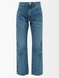 Moncler - Manthus Wave Quilted Down Filled Coat - Womens - Khaki