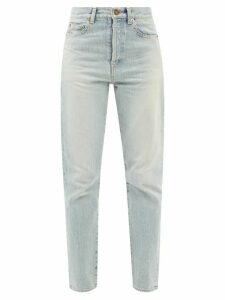 Gucci - Gardenia Pleated Wool Crepe Skirt - Womens - White