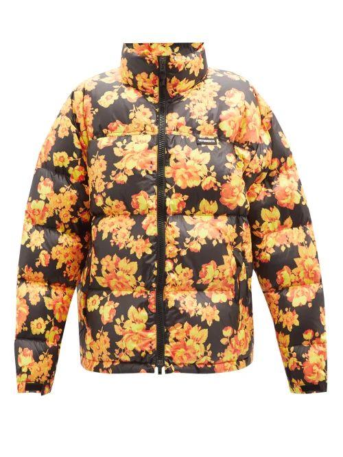 Gucci - Single Breasted Logo Jacquard Blazer - Womens - Black