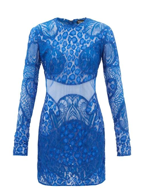 Erdem - Garnet Floral Jacquard Jacket - Womens - Black Multi