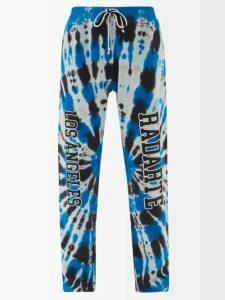 Diane Von Furstenberg - Belted Cotton Chambray Dress - Womens - Blue