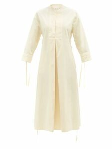 Roksanda - Uhura Crepe Coat - Womens - Red