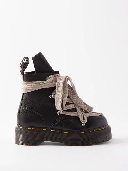 Raey - Bias Godet Silk Satin Slip Midi Skirt - Womens - Black