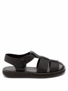 Etro - Eastern Print Silk Blend Skirt - Womens - Black Multi