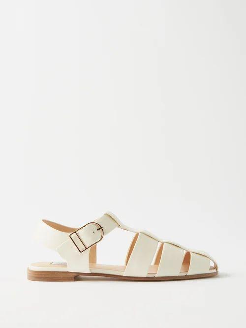 Dolce & Gabbana - Silk Blouse - Womens - White