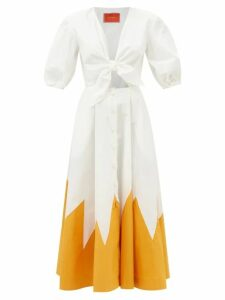 S Max Mara - Novef Reversible Coat - Womens - Navy