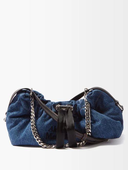 Nili Lotan - Ronnie Bell Sleeved Knit Sweater - Womens - Light Grey