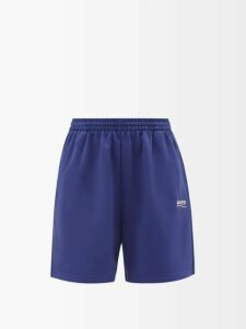 Bottega Veneta - Contrast Panel Tie Waist Wool Coat - Womens - Camel