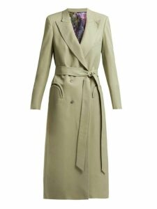 Blazé Milano - X Arizona Muse Charisma Coat - Womens - Light Green