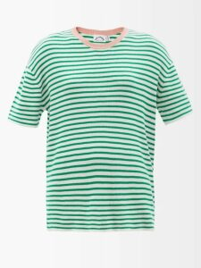 Allude - Ribbed Knit Cashmere Sweater - Womens - Red