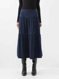 Alessandra Rich - Leopard Print Silk Satin Dress - Womens - Pink Multi