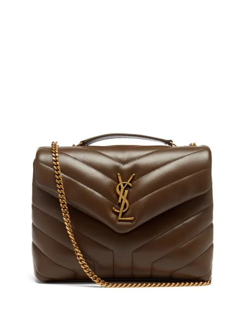 Prada - Houndstooth Wool Blend Tweed Midi Skirt - Womens - Green Multi