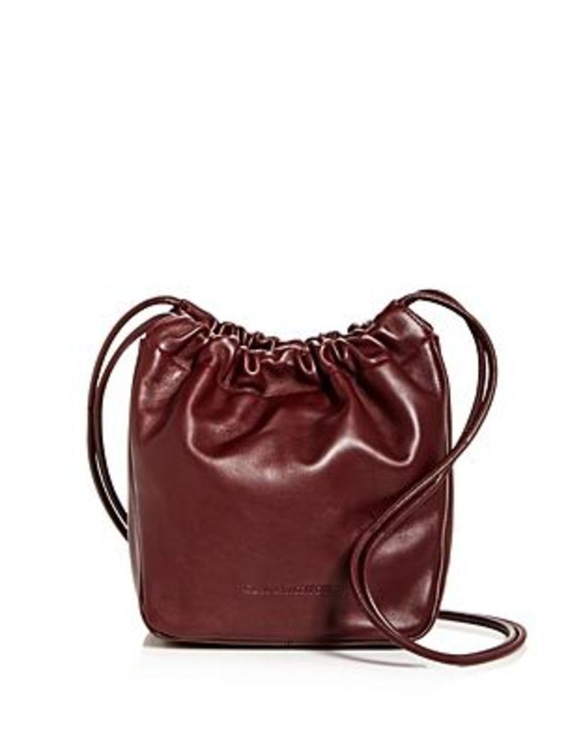 Creatures of Comfort Mini Leather Pint Bag