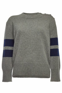 Steffen Schraut Pullover with Wool and Alpaca