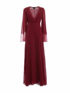 Giambattista Valli Layered Classic Long Dress