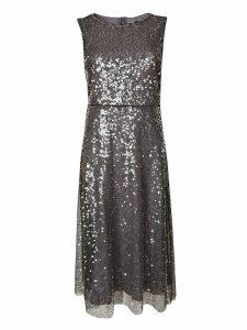 Ermanno Ermanno Scervino Sequin Embellished Dress
