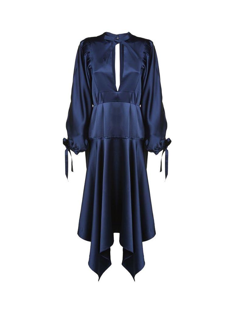 Self Portrait Asymmetric Dress