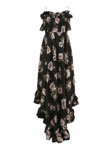 Philipp Plein Full Of Flower Evening Dress