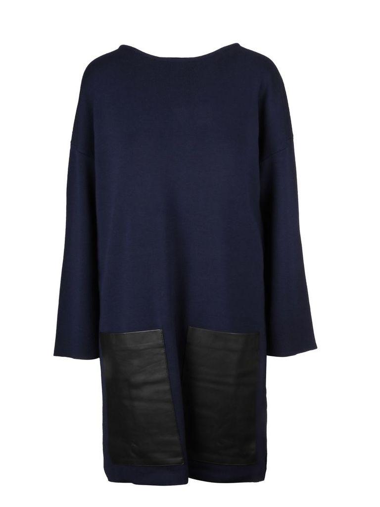 Pier Antonio Gaspari Patch Pocket Dress