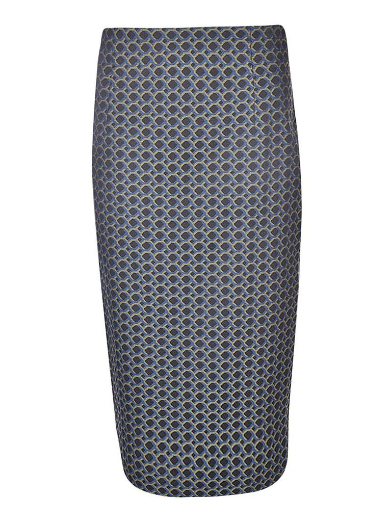 Hanita Patterned Skirt