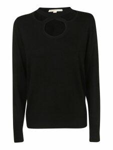 MICHAEL Michael Kors Lace-up Detail Sweater
