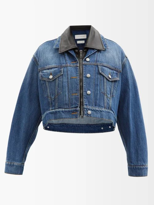 Tibi - Elasticated Neck Georgette Blouse - Womens - Red