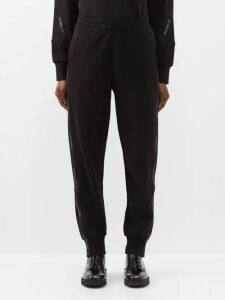 Jonathan Simkhai - Lace And Satin Mini Dress - Womens - Black